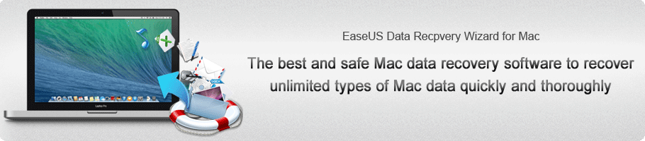 EaseUS Mac Data Recovery Wizard  banner